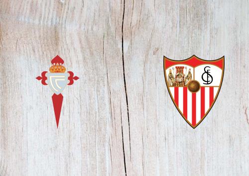 Celta Vigo vs Sevilla -Highlights 9 February 2020