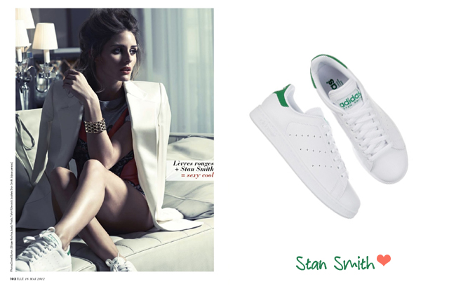 Look stan Smith Olivia Palermo