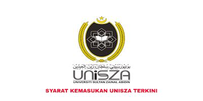 Syarat Kemasukan UniSZA 2020 (TERKINI)