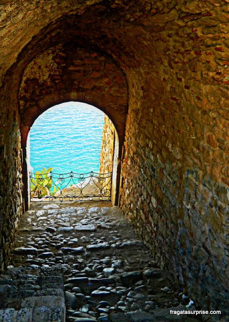 Fortaleza de Acronafplia, Nafplio, Grécia
