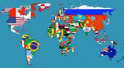 negara kesatuan, negara serikat, negara konfederasi