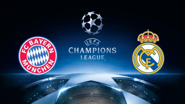 Champions League match preview Bayern Munich vs Real Madrid