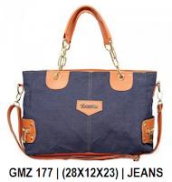 tas bahan jeans wanita