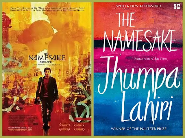 Free Download The Namesake Book by Jhumpa Lahiri in PDF