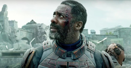 Idris Elba as BloodSport in James Gunn's The Suicide Squad