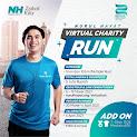 Nurul Hayat Virtual Charity Run • 2021