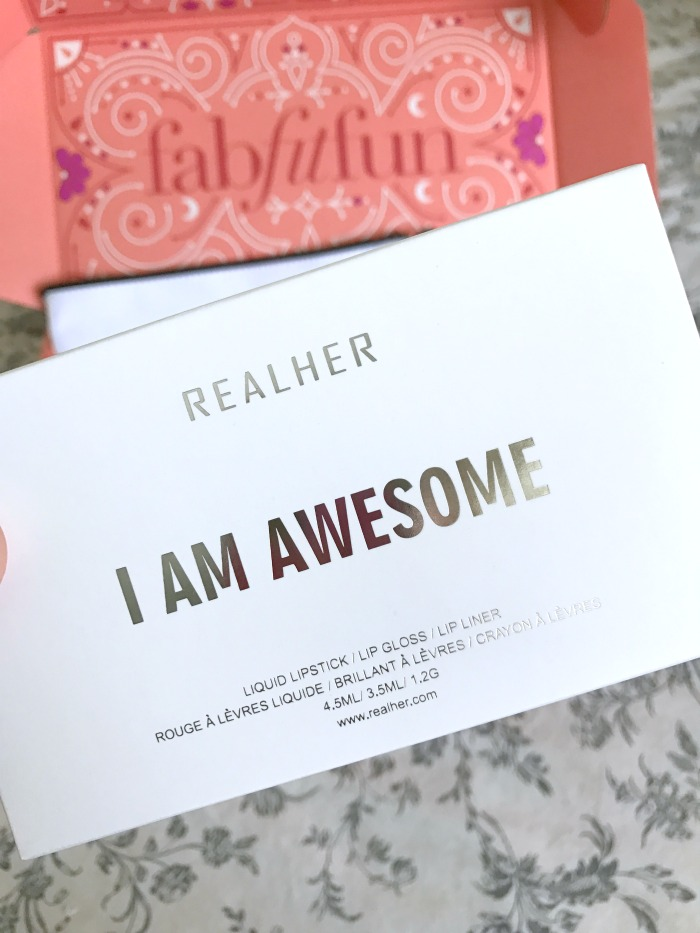 FabFitFun Spring Box - Unboxing with Spoilers!