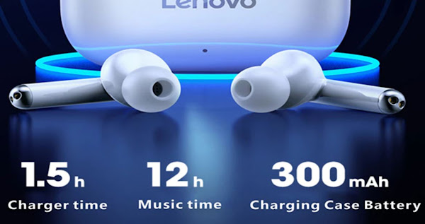 Lenovo LP1- Uns belos Phones