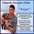 Capa do CD Vozes de Eduardo Marques