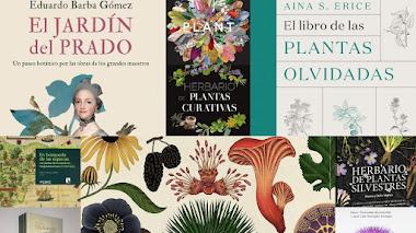 10 libros donde las plantas son las protagonistas