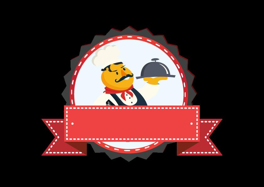 logo koki kosong