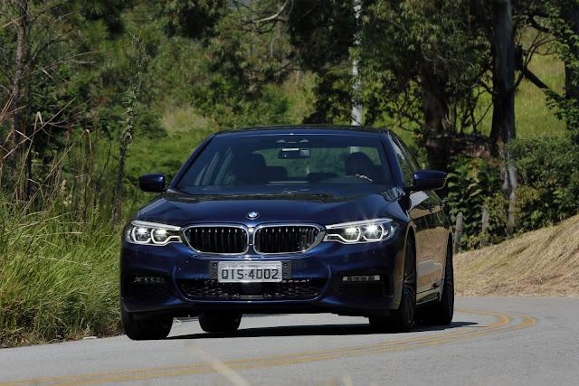 BMW 540i MSport - 2018