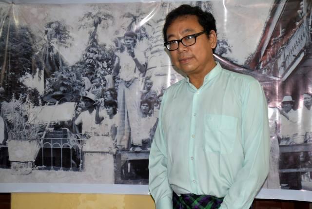 """ၿဖိဳးသီဟခ်ိဳ/Myanmar Now – """"လူ႔အခြင့္အေရး ေကာ္မရွင္ဥပေဒကို ျပန္ျပင္ဆင္သင့္တယ္"""""""