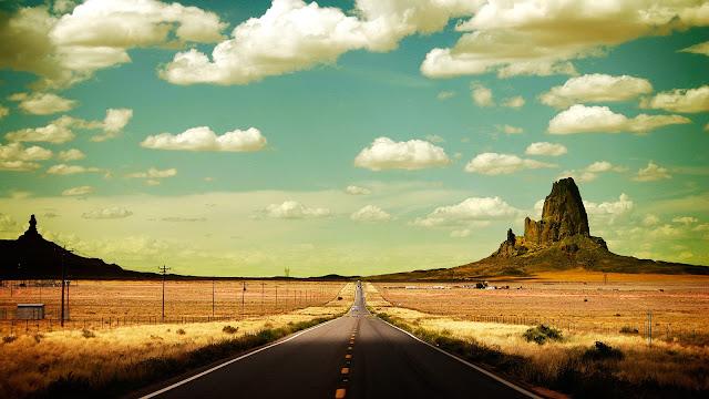 Hình nền con đường