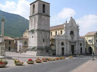The Collegiata di San Michele Arcangelo in Solofra