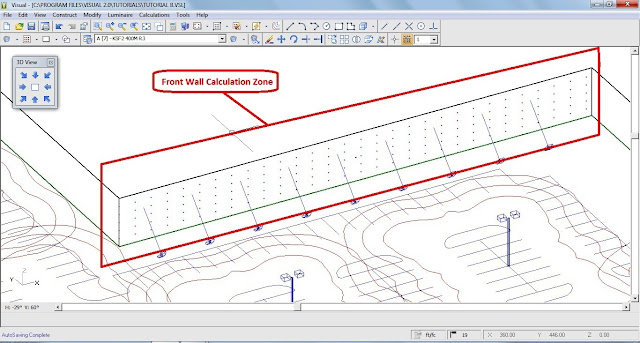 Visual Software for Outdoor Lighting Design – Part Five ~ Electrical