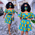 Short Ankara Fashion Styles Pictures: Latest styles for ladies