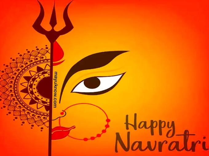 Happy Navratri Images Photo HD Wallpaper Free Download