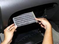 Cara mudah membersihkan AC Mobil X-pander