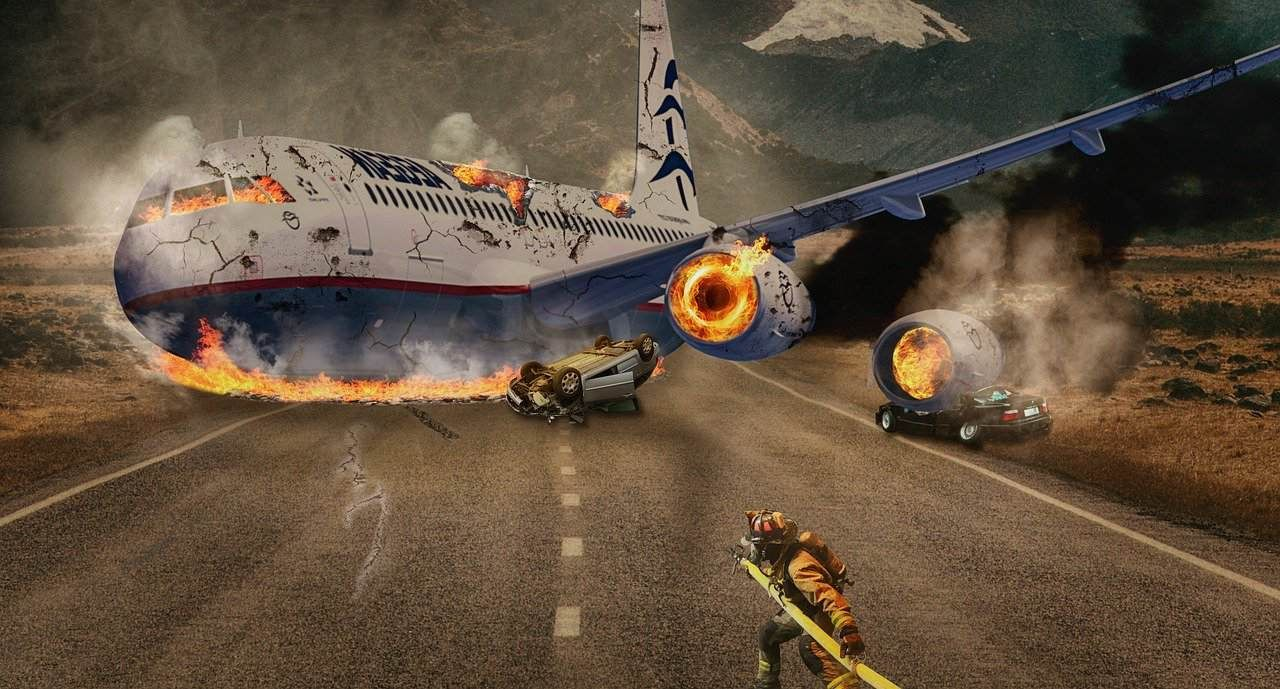 Beberapa Penyebab Kecelakaan Pesawat