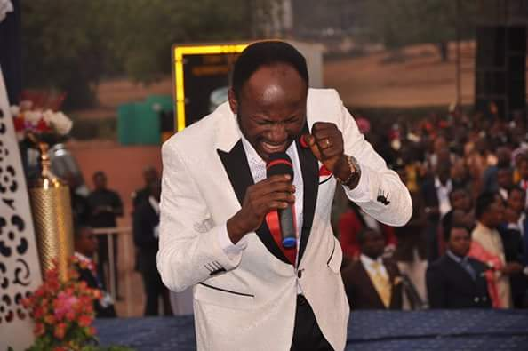 BREAKING NEWS: Apostle Johnson Suleiman To Gov. El Rufai: I don't giveDate Of Death ,You are dead Already ! Ask for your Burial Date