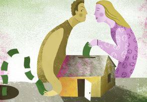 Comment faire face à l'infidélité financière