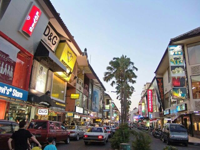 Kuta Kota Menarik di Indonesia