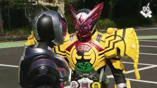 Kumpulan Foto Best Momen Kamen Rider ZIO Episode 11