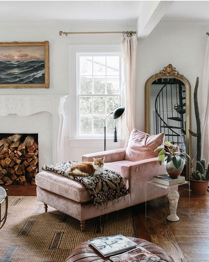 Décor: Bohemian Romantic Interiors from the Portfolio of Photographer Carley Page Summers