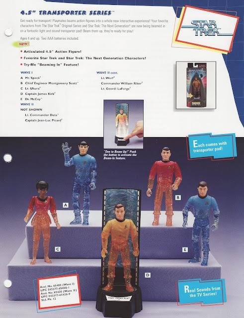 Star Trek Transporter Series
