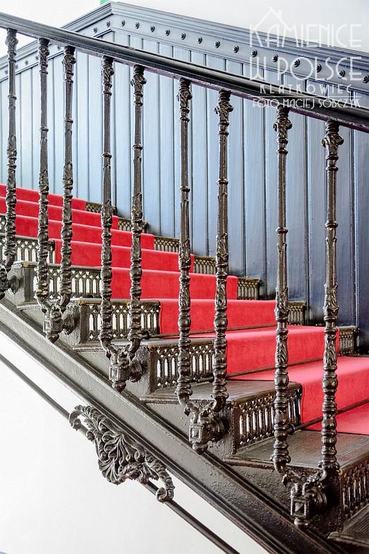 Kielce: tydzień z żeliwnymi i stalowymi schodami - odsłona nr 2