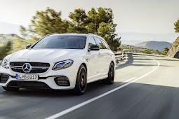Mercedes-AMG E 63 S: 7.45,19 Nordschleife: Kombi Rekord-Fastest Estate Car