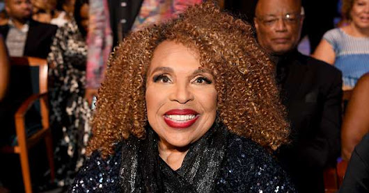 Roberta Flack hospital drama: Singer pictured being taken away in ambulance during charity concert at the famed Apollo Theater in New York
