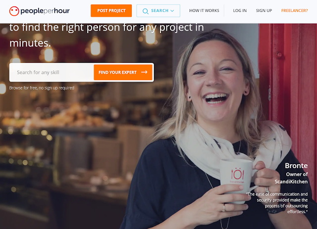 PeoplePerHour Review 2020 | The Basics & how to earn more money