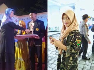 Dua Kader PMII Mataram Sukseskan Acara Ground Breaking Kantor PWNU NTB oleh KH. Ma'ruf Amin