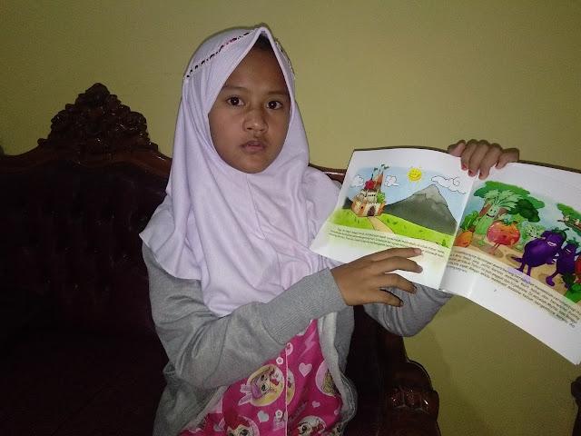Melihat Cara Belajar di Rumah, Agar Siswa Tetap Produktif Membaca Buku