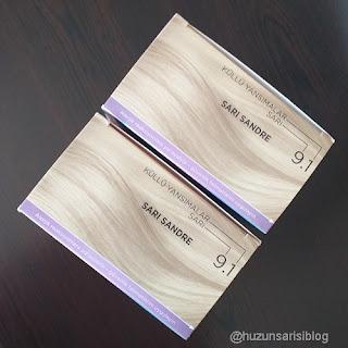 Colour Specialist Saç Boyası 9.1