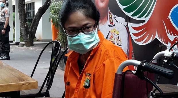 Enam Fakta Lea Putri Sri Bintang Ditangkap karena Narkoba