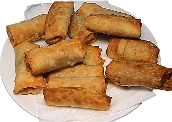 No doubt that the pandemic has disturbed the routine family life of the people of the world. Many tasty items which we buy from the market are unavailable now. So we have to do something at home, a few tasty items for the kids and family. A recipe for a homemade Spring Roll is presented here. I hope you would cook; and sure would like it. Thanks.