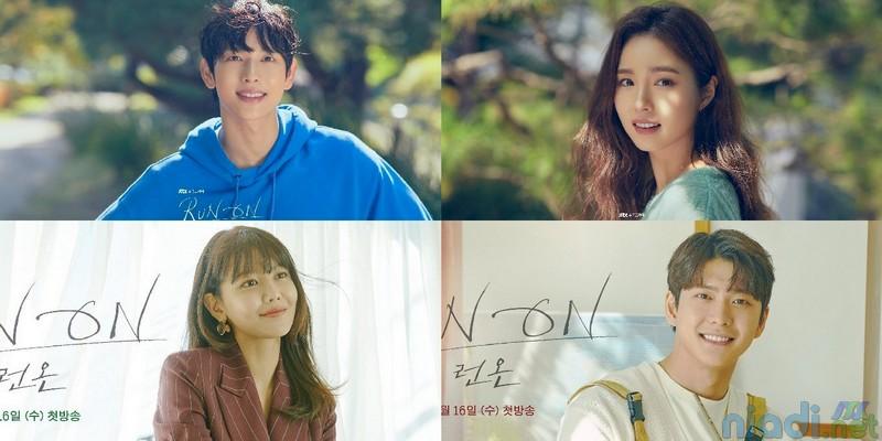 daftar nama dan profil para pemain drama korea run on