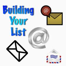List Building Strategy