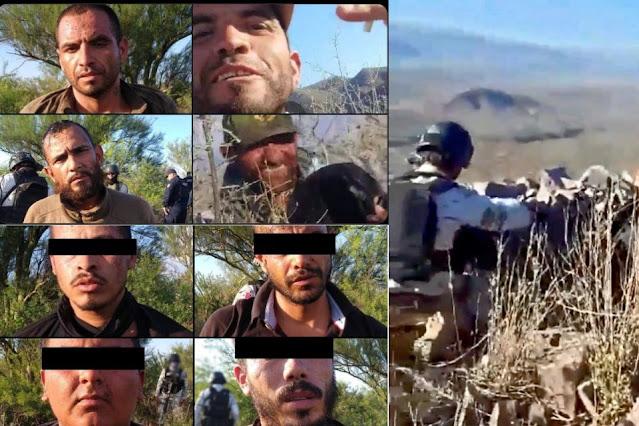 Video: Así andaban bien valientes y alardeando , ellos son los Sicarios dicen ser del MZ , ya fueron capturados