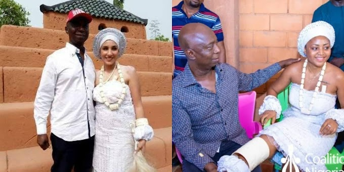 """""""I Don't Date, I Marry My Wives Within 3 Weeks"""" - Ned Nwoko"""