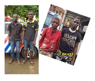 Traffic Robbers Swallowed Wedding Ring in Lagos