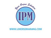 Loker Semarang, Solo, Jogja, Rembang, Muntilan, Pekalongan di PT Inti Prima Makmur Februari 2021