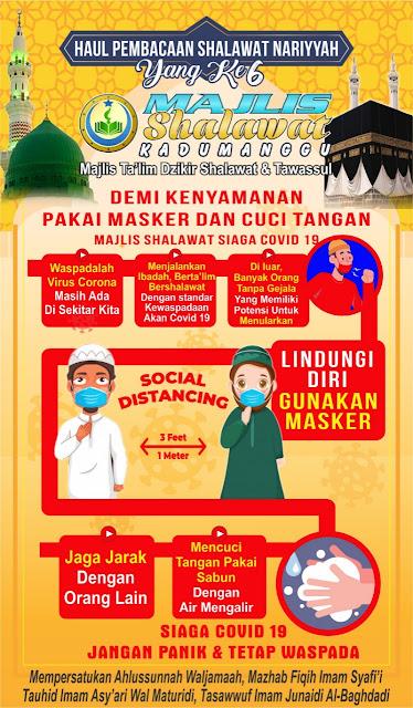 Majlis Sholawat, Bogor Bersholawat, Jabar Bersholawat