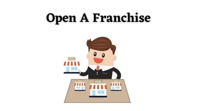 Open A Franchise