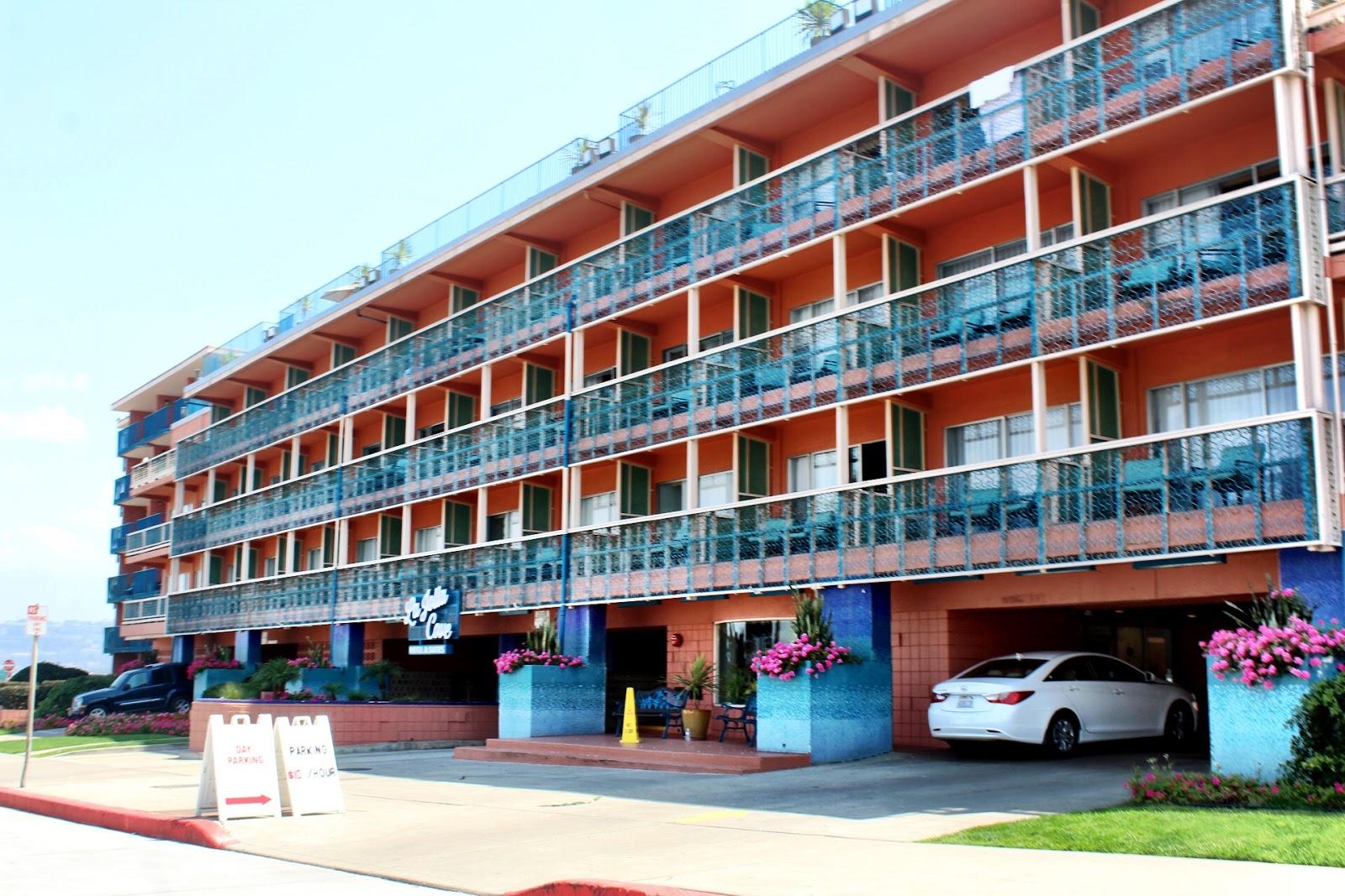Evan and Lauren\'s Cool Blog: 9/16/17: La Jolla Cove Hotel and Suites ...