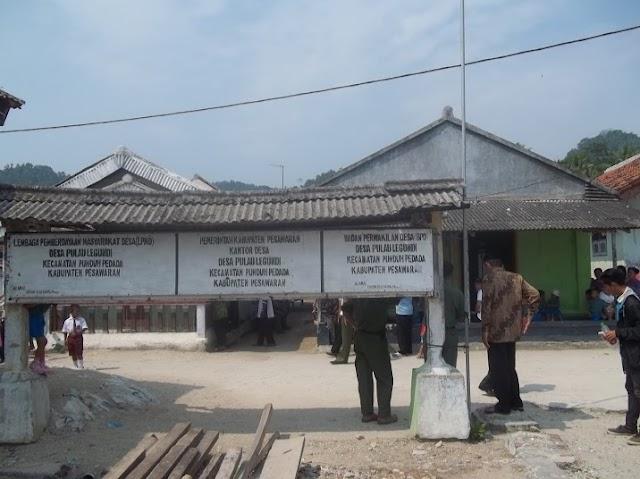Proyek Infrastruktur Dana Desa Pulau Legundi Tahun Anggaran 2020 Tak Kunjung Selesai