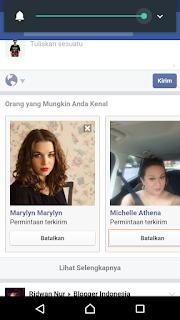 Cara Menambah Teman Facebook Dari Luar Negeri